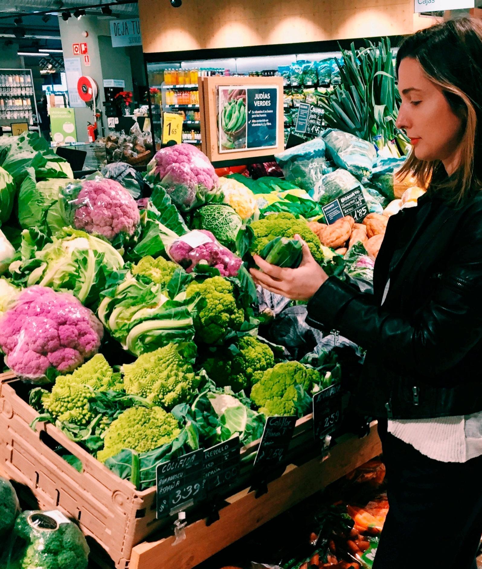 Durante la compra hay que leer etiquetas y analizar todo lo que entra...