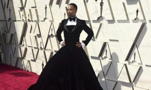 Billy Porter en los Oscar.