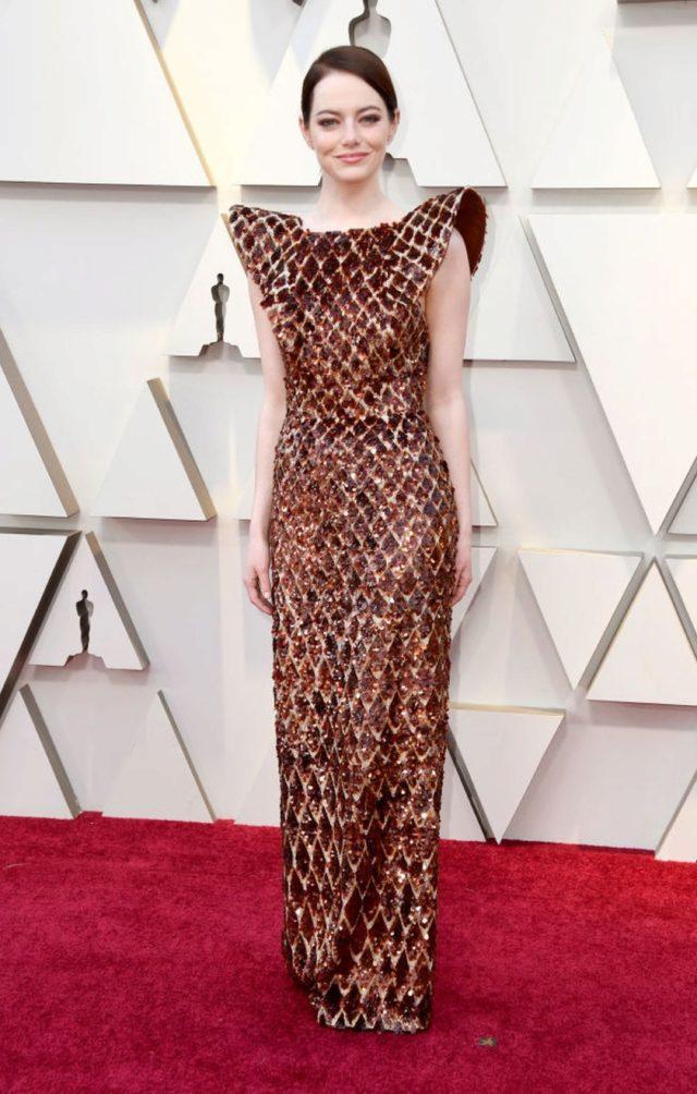 6de0c56f0 ... 15 vestidos favoritos de la alfombra roja. Emma Stone