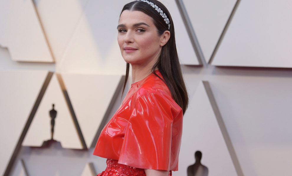 Rachel Weitsz vestida por Kate Young de Givenchy
