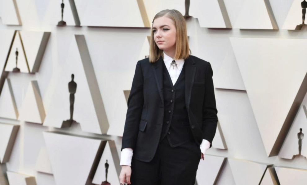 ¿Es Elsie Fisher la mejor vestida de los Oscar con sólo 15 años  c4113ea94e0