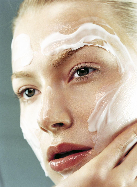 Cremas y otros productos para la piel sensible