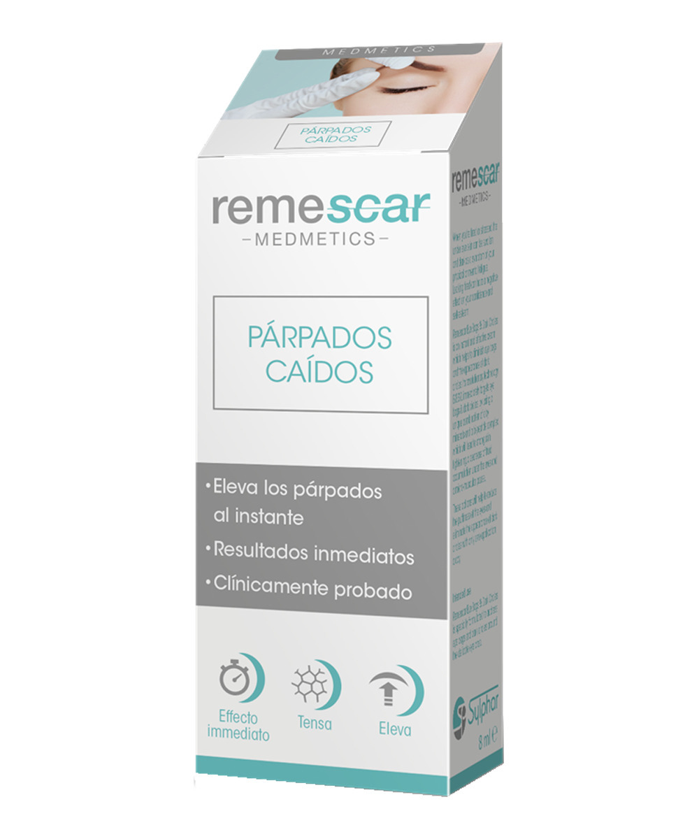La Crema Párpados Caídos de Remescar ofrece una solución...