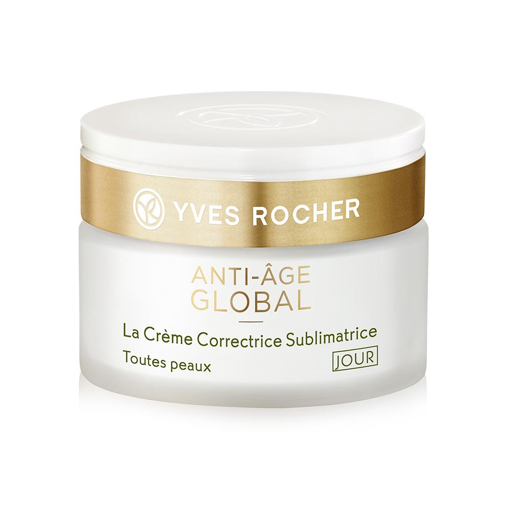 Crema Sublime Multi-acción, de Yves Rocher.