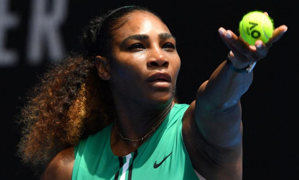 """Serena Williams en el último anuncio de Nike, """"Dream Crazier""""."""