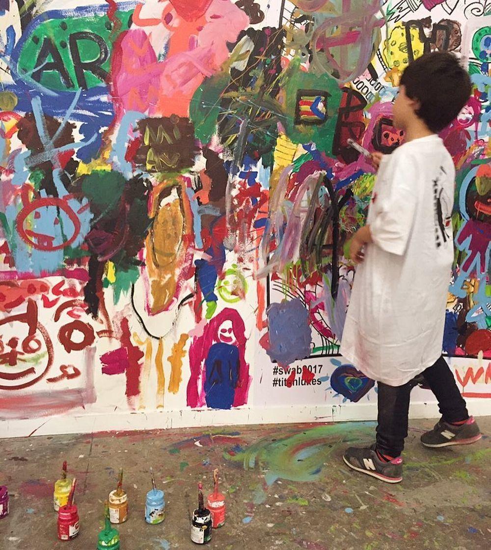 Cómo Hacer Que A Los Niños Les Interese El Arte Telvacom