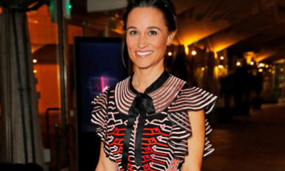 Pippa Middleton, en el evento de la fundación British Heart...