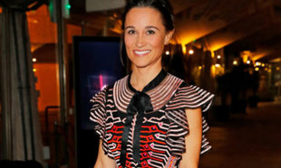 Pippa Middleton, en el evento de la fundación British Heart...