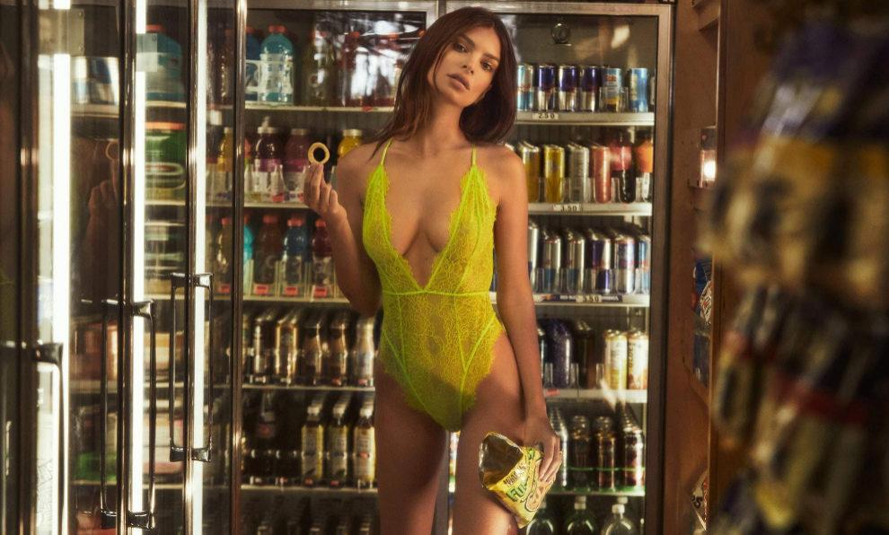 Inamorata Swim incluye piezas de lingerie como el body...