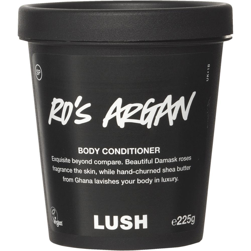 Ros Argan de Lush Cosmetics.
