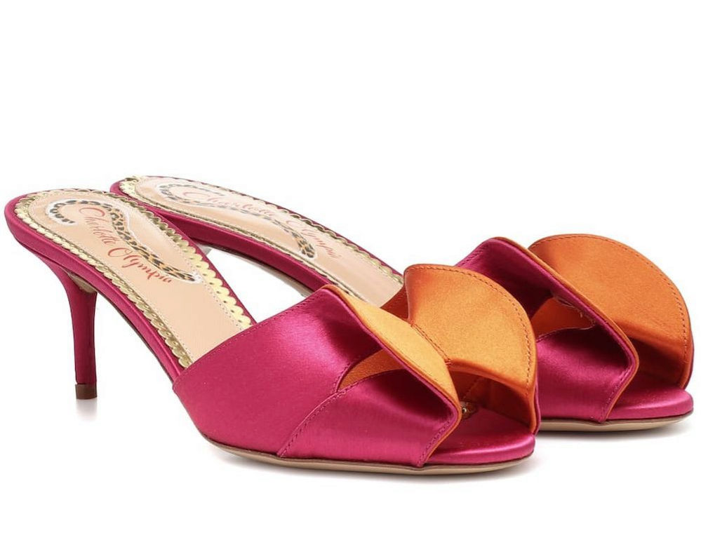 Zapatos de Charlotte Olympia.
