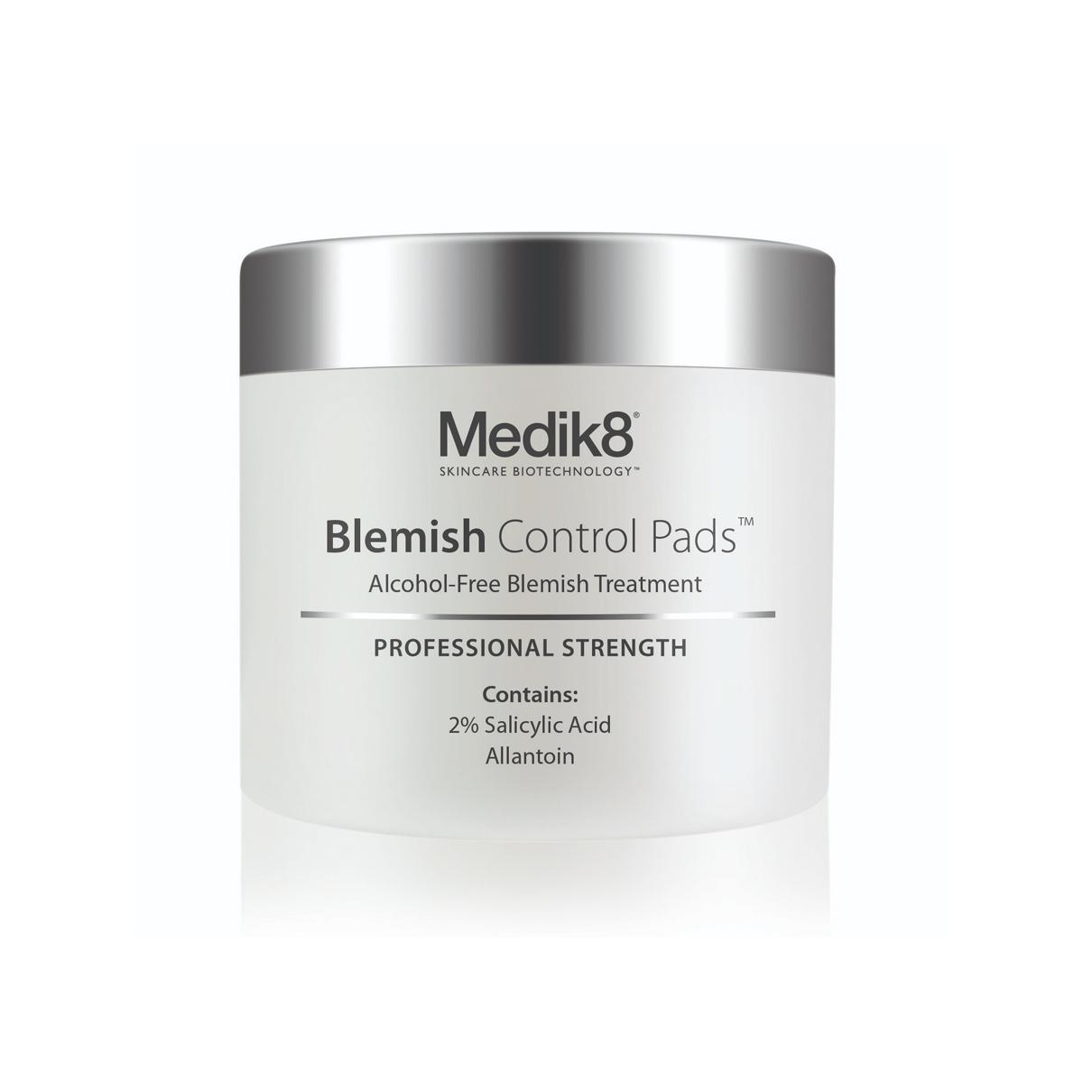 Discos de algodón Blemish Control Pads de Medik8 para limpiar...