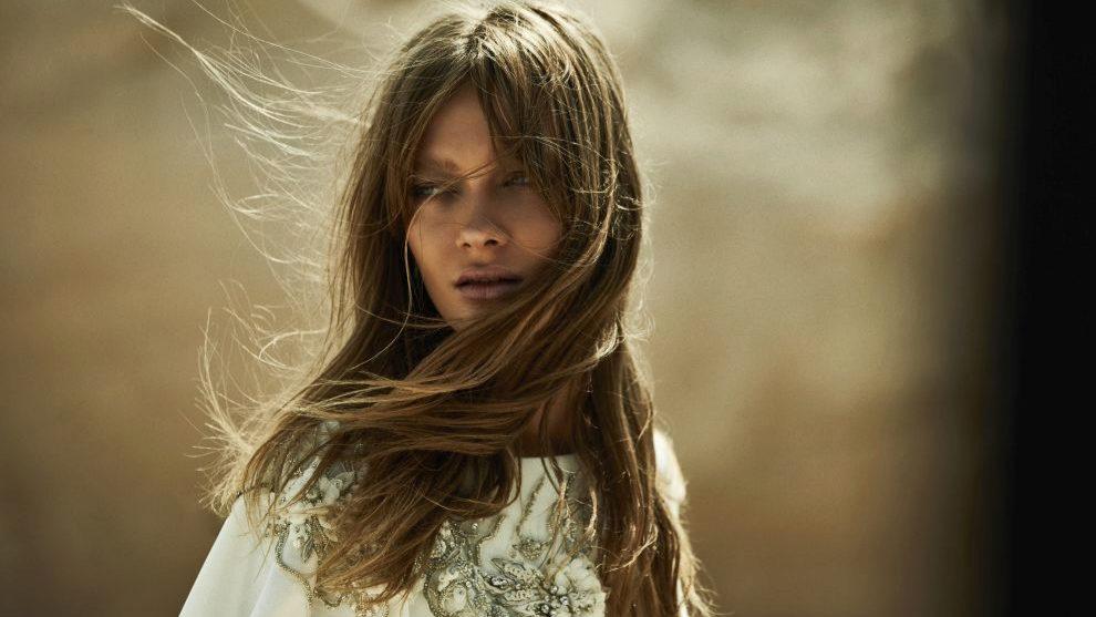 No es peor desenredar el pelo en mojado, el cabello húmedo es más...