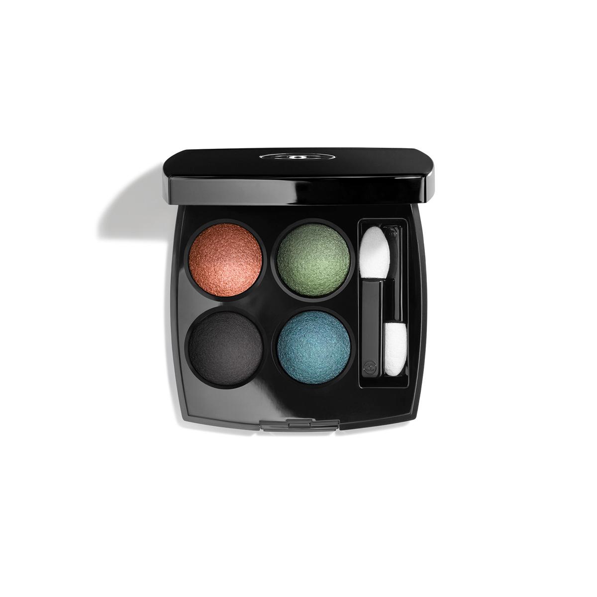 Paleta de sombras de ojos Splendeur et Audace, de Chanel (54 euros).