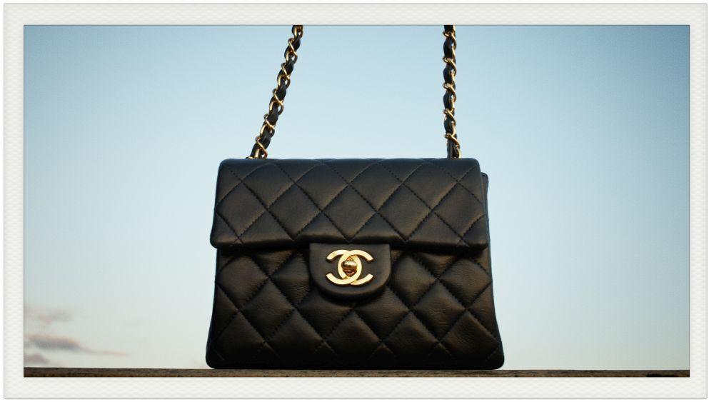 Bolso modelo 2.55, uno de los iconos de Chanel.