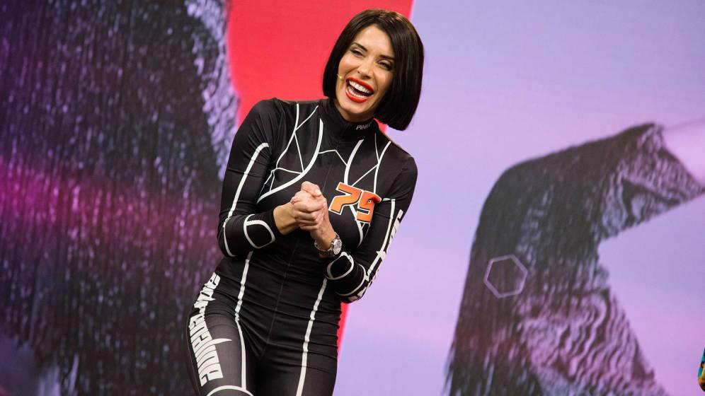 Pilar Rubio con su nuevo cambio de look de pelo.