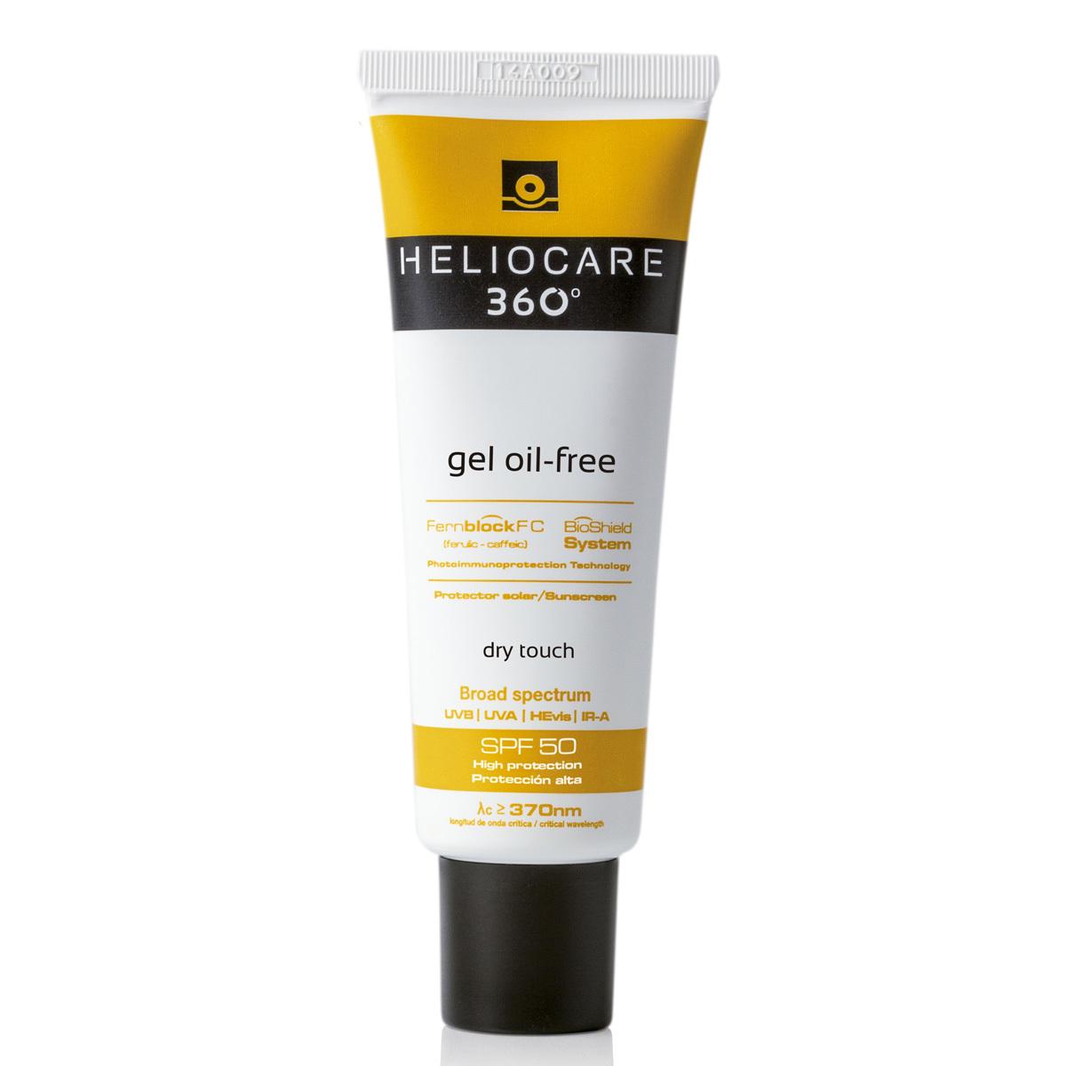 Heliocare Gel Oil Free de Cantabria Labs.