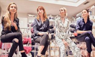Loreto Sesma, Sara Herranz, Brisa Fenoy y Barbara Lennie