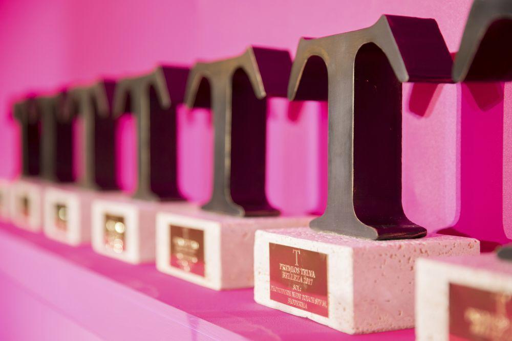 Premios TELVA Belleza.