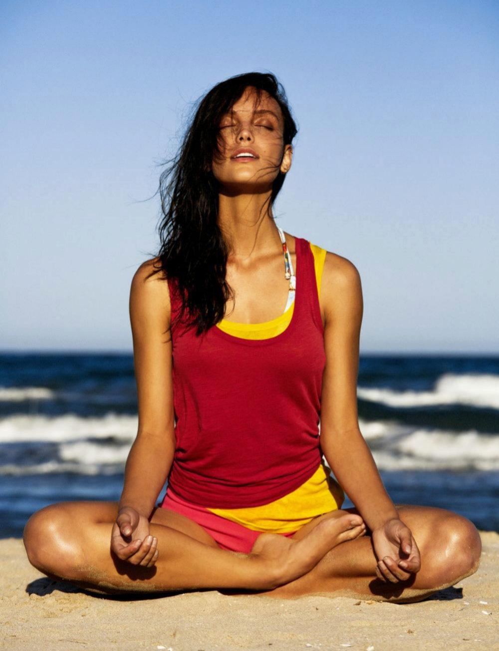 El yoga está entre las prácticas que el Ministerio va a analizar.
