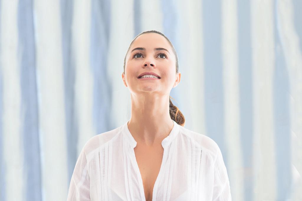 Diana Bordón, creadora de la metodología Facial Yoga Plan,...