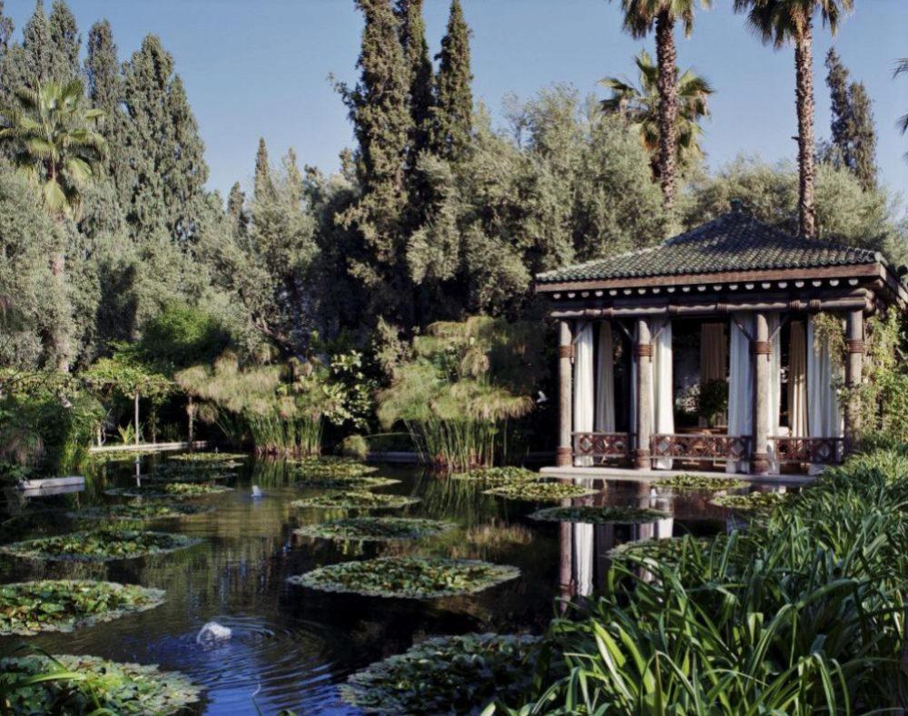 Estanque de Ain Kassimou (Marrakech)