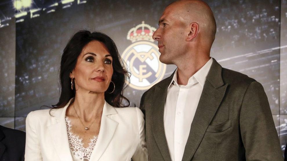 Analizamos en 10 looks el estilo de la mujer de Zinedine Zidane.