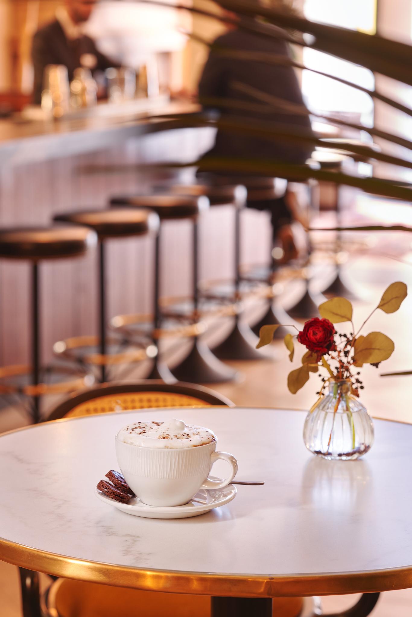 Versus Lively Lounge del Bless Hotel Madrid