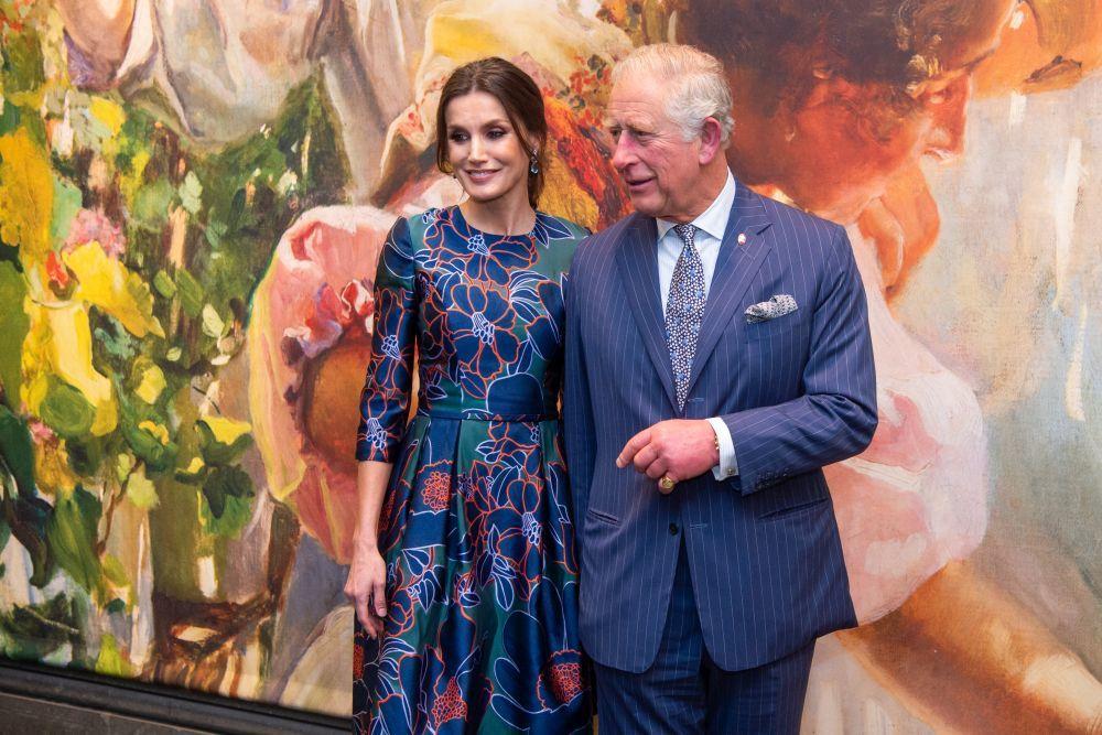 La reina Letizia y el pr