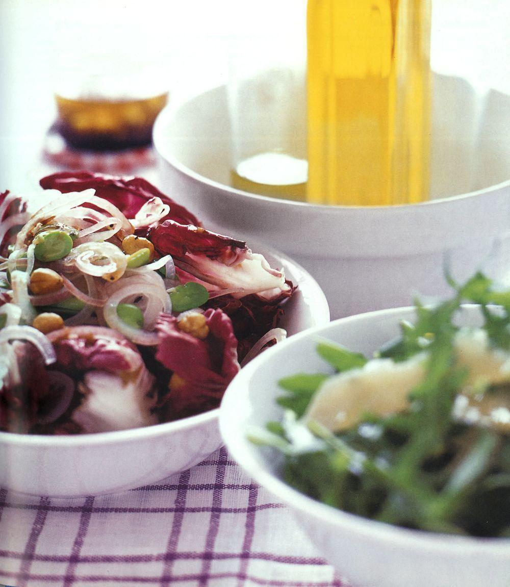 Ensaladas de hortalizas y verduras, claves en las dietas veganas y...