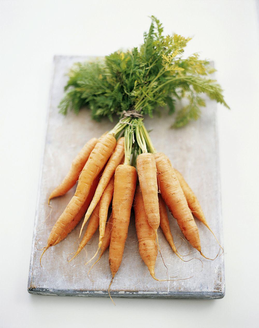Zanahorias, otra de las hortalizas que no falta en ninguna de las...