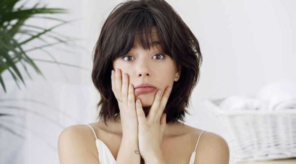 La actriz Anna Castillo.