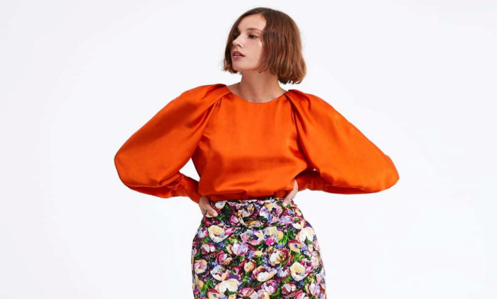 Zara adelanta las ganas de buen tiempo con su colección de blusas y...