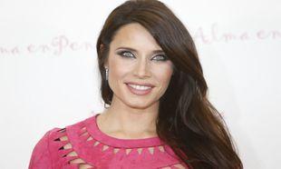 Pilar Rubio, maquillada con altas dosis de eyeliner, máscara de...