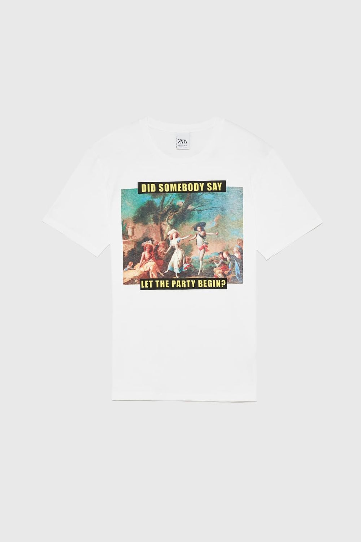 Camiseta de la colecci