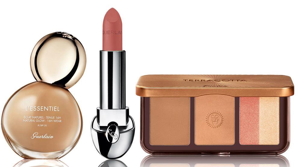 Base de maquillaje L'Essentiel (55 euros), Rouge G Mate en tono 05...