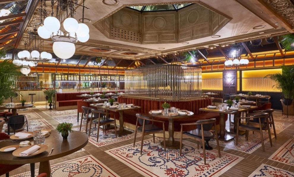 restaurante Etxeko en Madrid