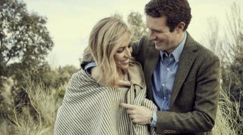 Isabel Torres y Pablo Casado se conocieron en Madrid, en sus a�os de...