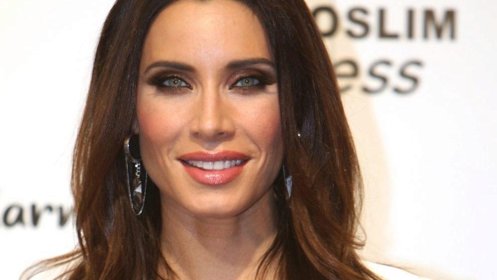Pilar Rubio luciendo unos labios rosas cremosos espectaculares.