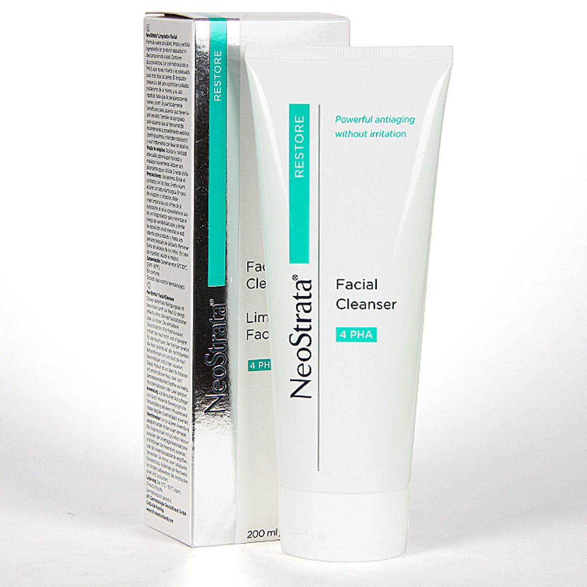 Limpiador facial de Neostrata.