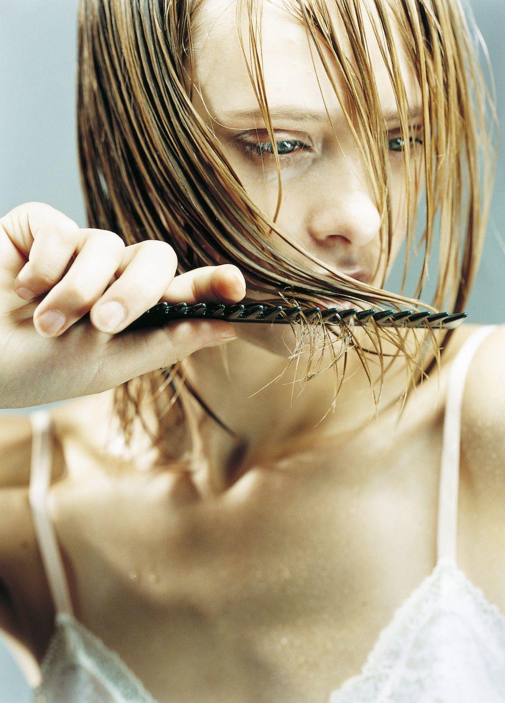 Cremas y geles de peinado para una melena más brillante y sin encrespamiento