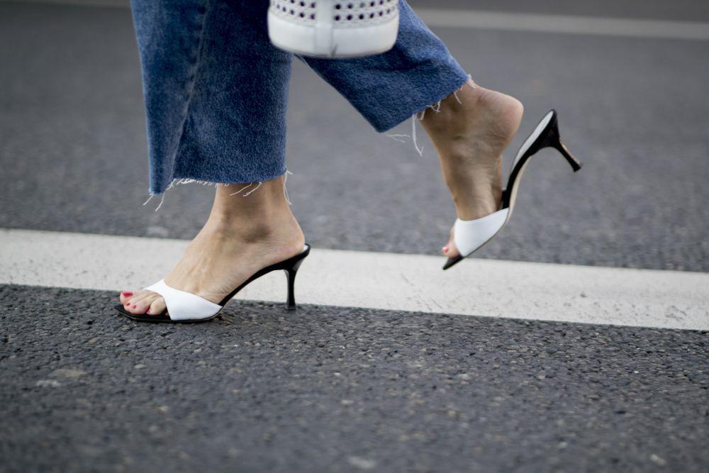 Si quieres apostar por el minimalismo, esta es tu sandalia.