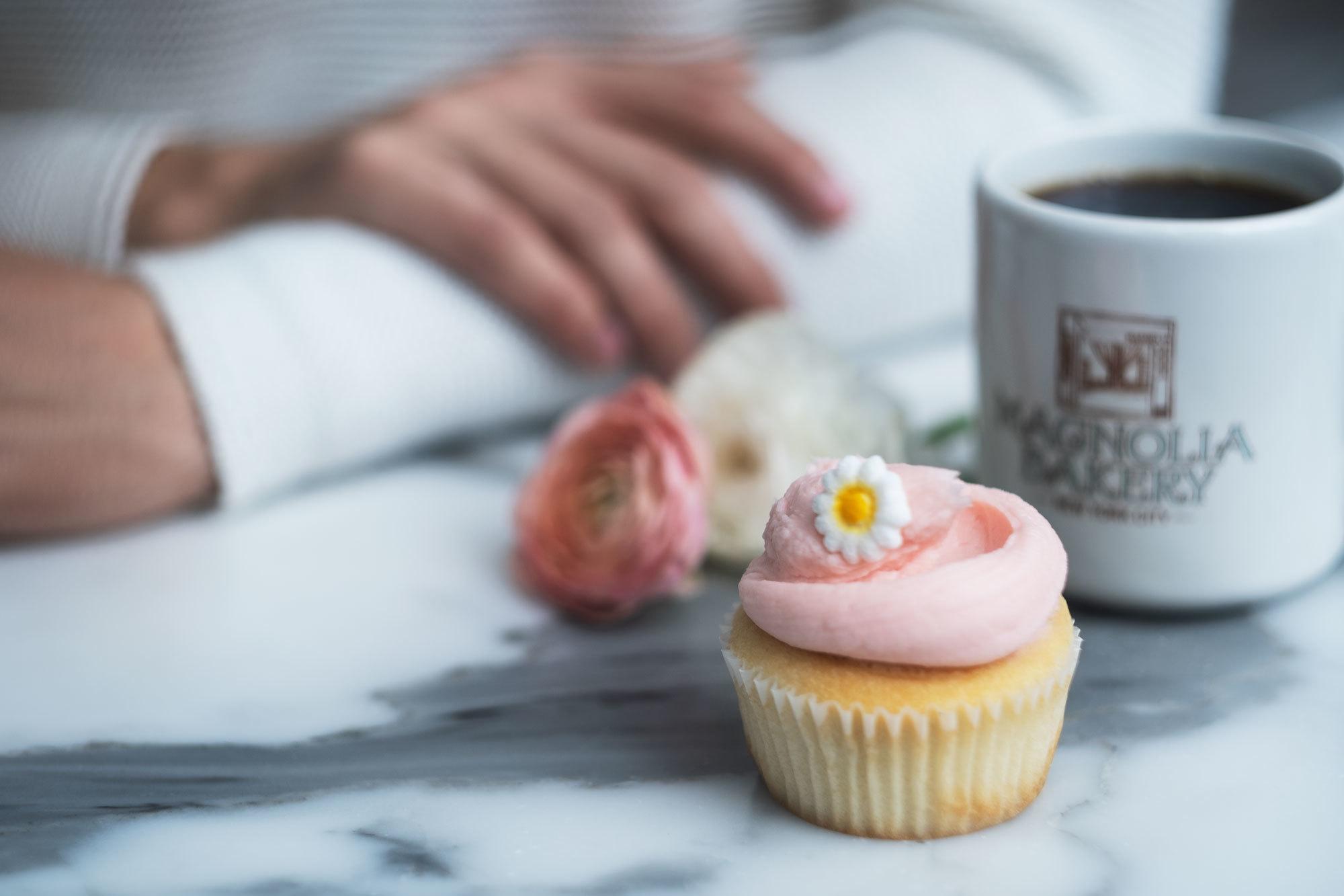 Los cupcakes favoritos de Carrie Bradshaw ahora en Madrid.