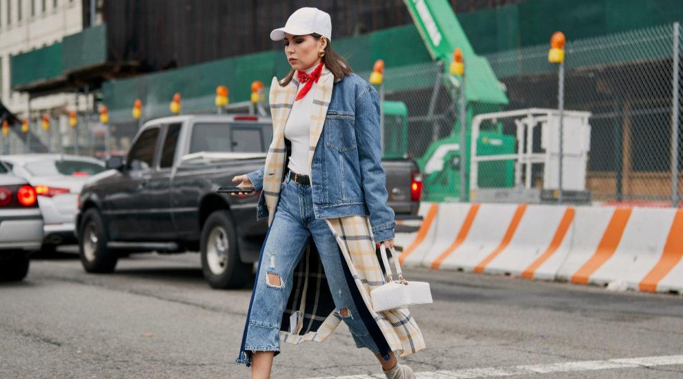 street style jeans en nueva york