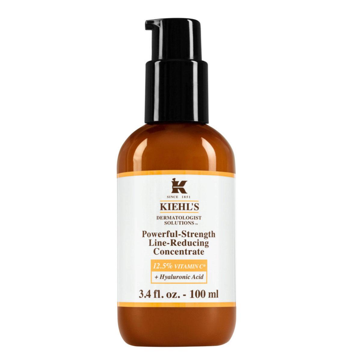 Powerful-Strength Line-Reducing Concentrate Kiehls, al 12,5% y con...