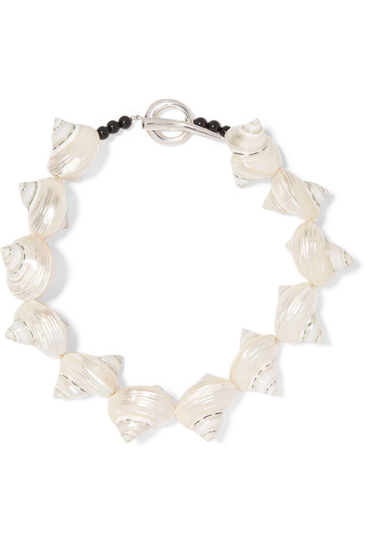 Collar de perlas de Sophie Buhai