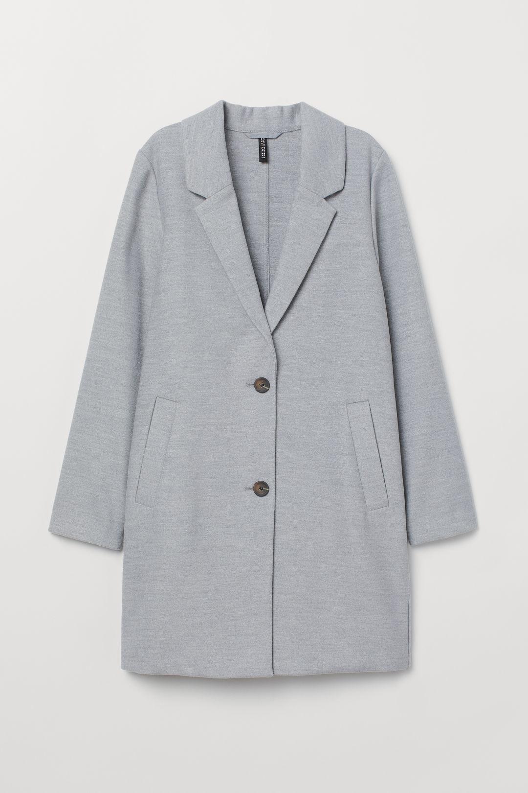 Abrigo gris H&M
