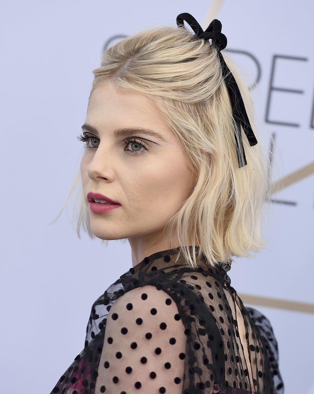 De la nueva chica de moda en Hollywood, Lucy Boynton, a la