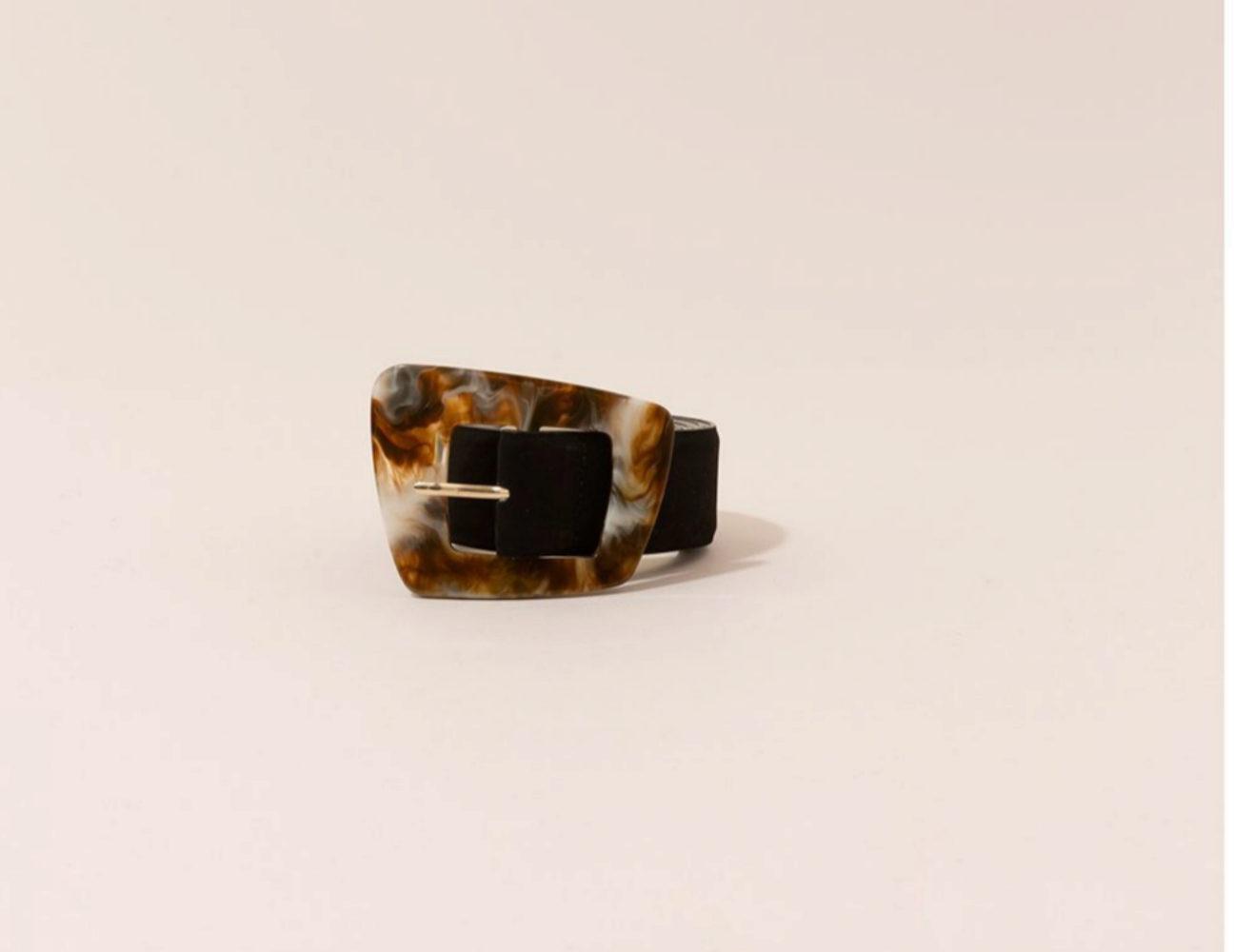 Cinturón de Carey de Mint & Ros