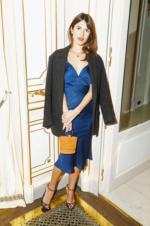 La francesa Jeanne Damas domina como nadie  los códigos del vestido...